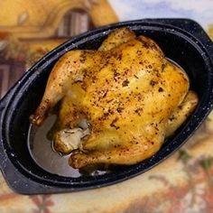 Roasted Organic Rosemary Chicken