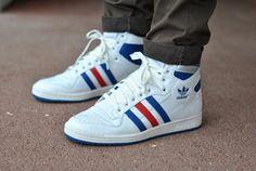 Adidas Decade OG Mid – Printemps 2012 | Sneakers.fr