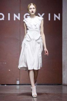 Yiqing Yin Spring Summer Couture 2012