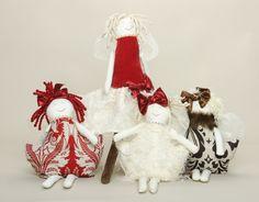 Woof N Poof Christmas dolls  Arriving soon in early November!