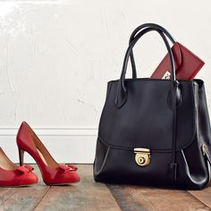 Salvatore Ferragamo. Need we say more?