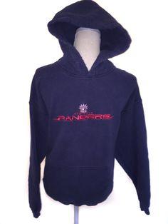 New York Rangers NHL Hoodie Sweatshirt by FutureVintageClothes