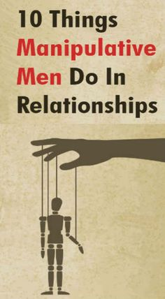 10 things manipulative men do in relationships - Relationships Love, Healthy Relationships, Relationship Tips, Healthy Man, How To Stay Healthy, Healthy Tips, Healthy Living, Finding Love, Man In Love