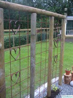 On tour in the garden - Interior album on StyleRoom by cbaqke . Garden Trellis, Herb Garden, Garden Art, Garden Design, Garden Crafts, Garden Projects, Green Fence, Traditional Landscape, Cool Landscapes