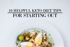 The Keto diet is oftentimes considered the best diet. Here are 10 helpful Keto tips for those who are interested in or just starting out on it! Fast Weight Loss, How To Lose Weight Fast, Keto Recipes, Cooking Recipes, Lose 15 Pounds, Fat Loss Diet, Cleaners Homemade, Best Diets, Logo Nasa