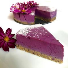 Šmako-borůvkový cheesecake - Fitness recepty - Zdravé recepty, vaření, pečení, online kuchařka Panna Cotta, Cheesecake, Ethnic Recipes, Desserts, Food, Fitness, Tailgate Desserts, Dulce De Leche, Deserts