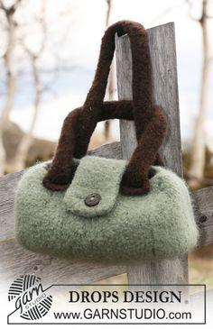 Free Pattern Knitting Bags Patterns Loom