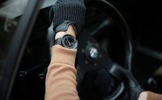 Swiss made + Brooklyn designed + Italian race car inspiration = Autodromo watches. Classic!