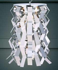 Love this Chrome Fission Ceiling Lamp http://www.zulily.com/invite/jzabrowski188