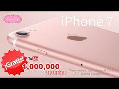 TE REGALO UN IPHONE 7!!! SUPER SORTEO INTERNACIONAL FACIL DE CONCURSAR - YouTube