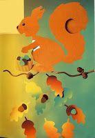 Fall Paper Crafts, Autumn Crafts, Fall Crafts For Kids, Autumn Art, Autumn Theme, Easter Crafts, Art For Kids, Fall Classroom Decorations, Paper Decorations