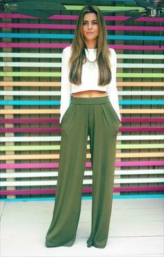 zara crop // @ASOS.com.com.com.com trousers