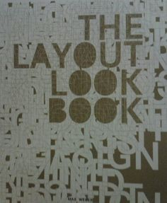The lay-out look book