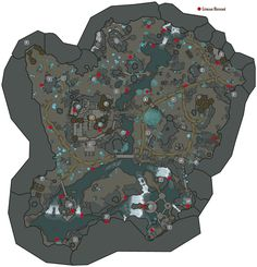 Locations of Crimson Nirnroot in Blackreach | Skyrim  Pinning for future reference.