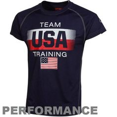 Team USA Speedwick Training Performance T-Shirt