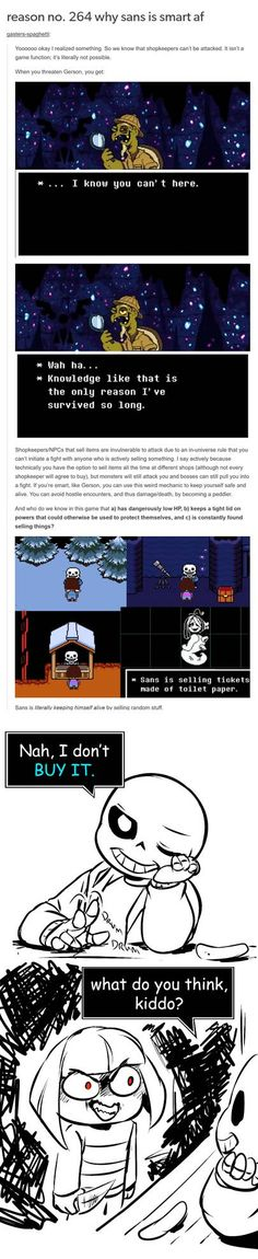 Oh my God I never realized! Damn Sans is smarter than I thought! - Genius Meme - The post Oh my God I never realized! Damn Sans is smarter than I thought! appeared first on Gag Dad. Undertale Theories, Undertale Undertale, Frisk, Fnaf, Sans And Papyrus, Toby Fox, Underswap, Pokemon, Gaming Memes