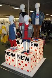 Kết quả hình ảnh cho kids display visual merchandising
