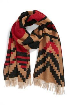 Pendleton Portland Collection Wool Scarf