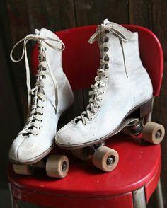 Roller skates..