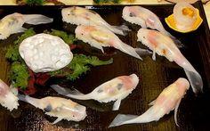 【凄い】超リアルすぎ!鯉の寿司アートがあまりに斬新すぎると話題に|面白ニュース 秒刊SUNDAY