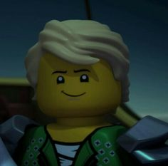 Ninjago Lloyd    Ninjago Rebooted Lloyd