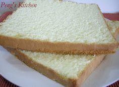 Peng's Kitchen: Simple Sponge Cake