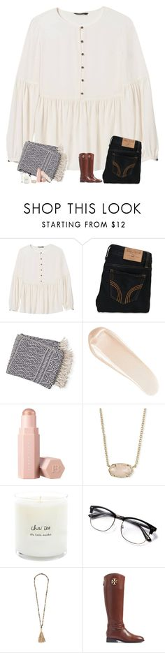 """""""HILARIOUS story time in the d :)) ❤️"""" by amararangwala ❤ liked on Polyvore featuring Banana Republic, Hollister Co., House & Home, NARS Cosmetics, Puma, Kendra Scott, Hipchik and Tory Burch"""