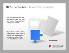 Puzzle PPT Templates   #presentationload   http://www.presentationload.com/powerpoint-charts-diagrams/puzzle-jigsaw/
