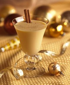 cooked egg nog