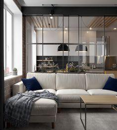 Kitchen-living room - Галерея 3ddd.ru
