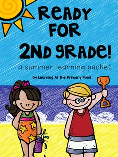 3rd grade summer homework packets