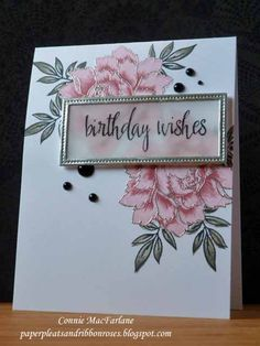 Hope you are enjoying the last days of summer. Haven't posted in a while. Today I have a card for Altenew's August inspiration challenge - y...
