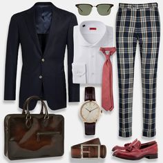 Wednesday's Garb: To A Fashion Show Fashion show are usually events that give you a bit more freedom to express yourself with your clothes, other than more formal occasions. We have put together a selection ofstylish options to make a stunningsartorialappearance. Suitsupply Jort Pants Blue$269,SuitsupplyHavana Jacket Wool Blu…