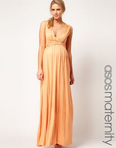 Maternity maxi dress... Good to have for some day or even for a friend :)