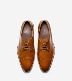 393b67e4afffc6 Preston Cap Toe Oxford. Cole Haan OxfordsLeather Dress ShoesBest ...