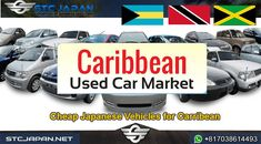 STC JAPAN has been exporting Japanese used vehicles across the globe for the past 20 years and has been providing its services to Caribbean market. Japanese Used Cars, All Japanese, Postal Code, Car Breaks, Japanese Imports, Honda Fit, Timing Belt, Import Cars, 20 Years