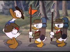 Película De Caricaturas 2015 | pato donald vs pato lucas rap