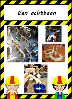 De bouwhoek: Bouwinspiratie Under Construction, The Unit, Activities, Building, Classroom, Bed Room, Living Room, Buildings, Construction