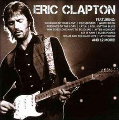 Eric Clapton's 40-plus-year career has spanned the entire history of modern rock, from his early years as a young blues-influenced guitarist with the Bluesbreakers and the Yardbirds, his coming-out ye