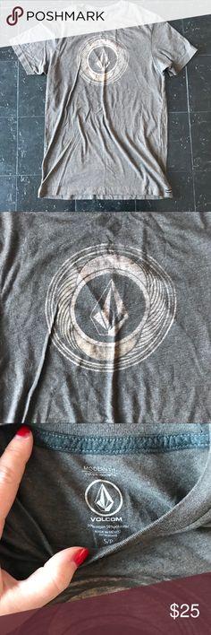 """Light Brown Volcom Modern Fit Tee Light brown """"Modern Fit"""" T-shirt. Volcom Logo. Shirts Tees - Short Sleeve"""