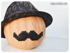 "yonolotiraria: Calabaza ""divertida"" para Halloween"