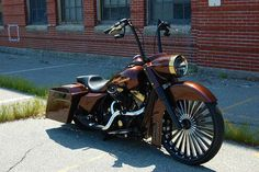 "Sexual Chocolate 26"" Harley Davidson Road King #harleydavidsonroadking"