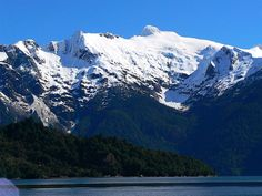 Southern Chile and the ocean