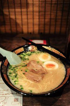 Ichiran Tonkotsu Ramen Japan