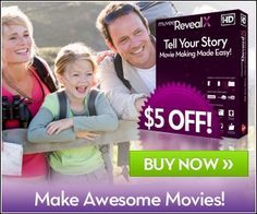 muvee Reveal - HD Movie making made easy! Tell your story your way. An automatic video editing software with all the features you need for home movie-making & Promote your products and services through professional looking videos. $0.00 USD