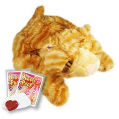Snuggle Pet Products Snuggle Kitties Behavioral Aid Toy for Pets, Tan Tiger by Snuggle Pet Products, http://www.amazon.com/dp/B001V7UHG8/ref=cm_sw_r_pi_dp_ukHCrb0ZXGCY2