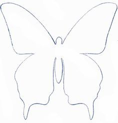 Manualidades con papel mariposas para la pared2