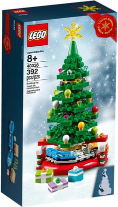 Lego Christmas Gifts, Lego Christmas Village, Christmas Tree Prices, Lego Winter Village, Christmas Gift Decorations, Christmas Mom, Lego Creator, Lego Disney, Lego Sets