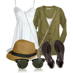 I pretty much have this outfit. love it! Might wear it once it starts warming up.