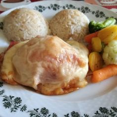 Kuracie soté - Veselá panvička Low Cholesterol Diet, 4 Ingredients, Mashed Potatoes, Food And Drink, Low Carb, Cooking Recipes, Meat, Chicken, Breakfast